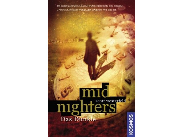 Midnighters, 2, Das Dunkle