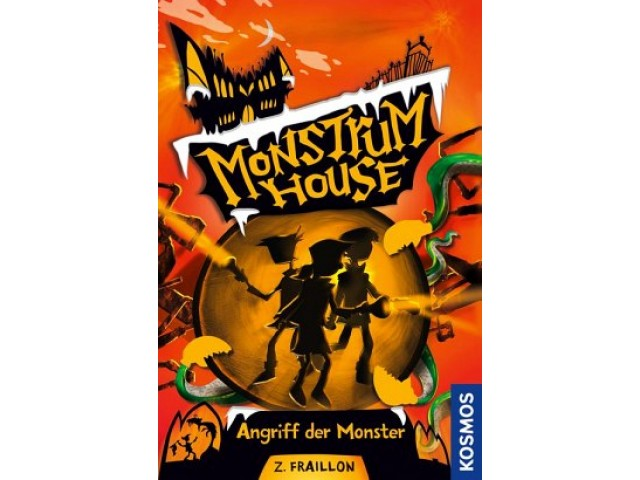 Monstrum House, 2, Angriff der Monster