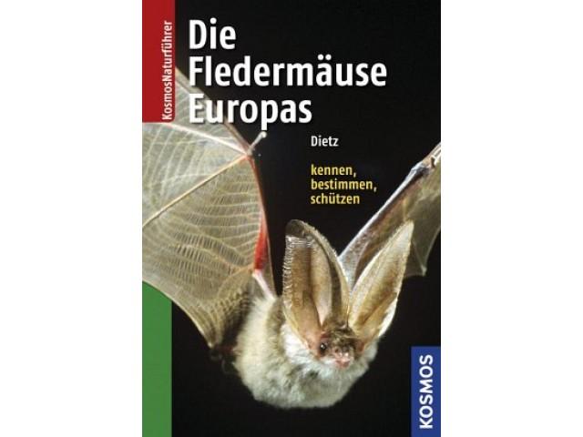 Naturführer Fledermäuse Europas