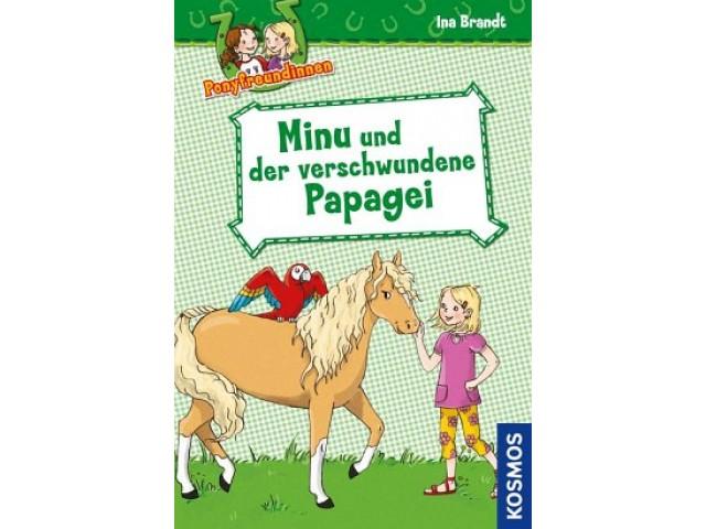 Ponyfreundinnen, 4, Minu und der verschwundene Papagei