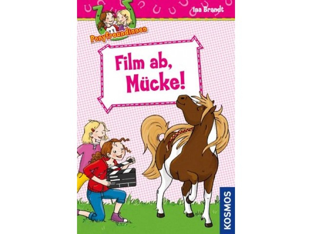 Ponyfreundinnen, 6, Film ab, Mücke!