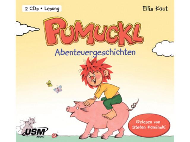 Pumuckl - Abenteuergeschichten