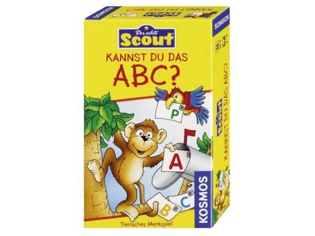Scout Kannst du das Abc?