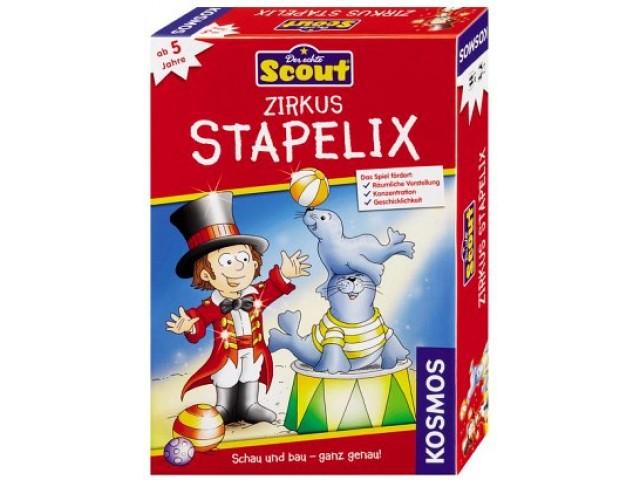 Scout Zirkus Stapelix