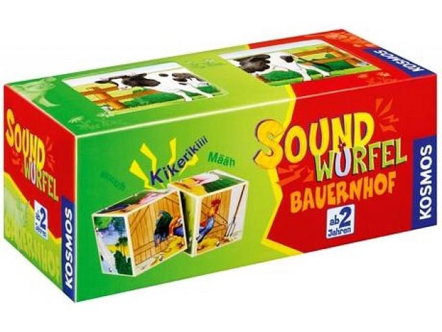 Soundwürfel Bauernhof