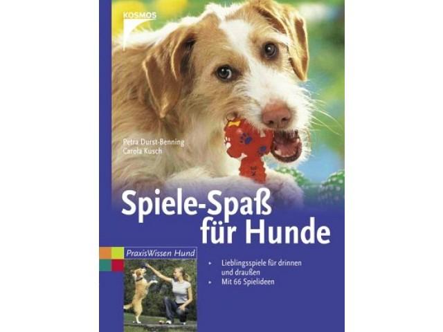 Spiele-Spaß für Hunde