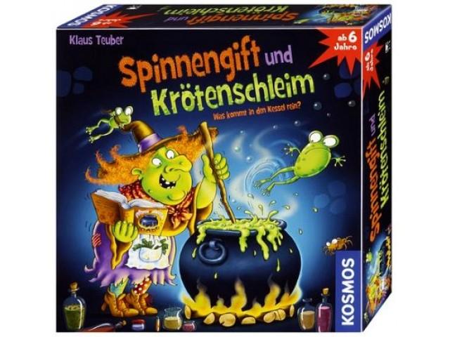 80bef8310bafad Spinnengift und Krötenschleim - Kosmos | bei HQMEDIA