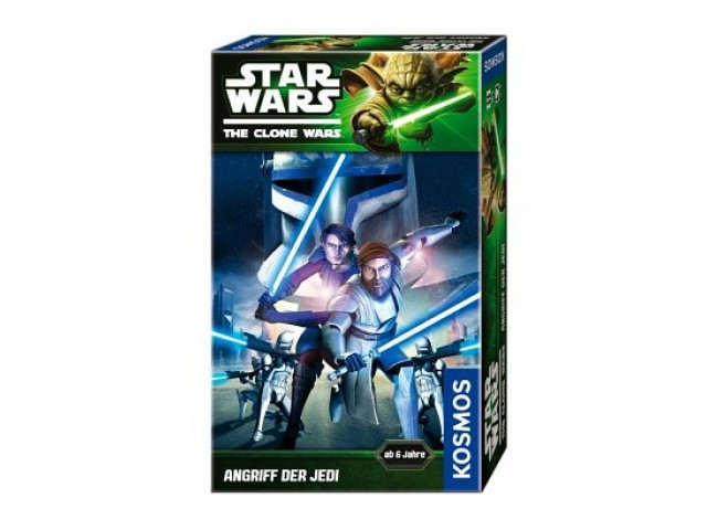 Star Wars: The Clone Wars - Angriff der Jedi
