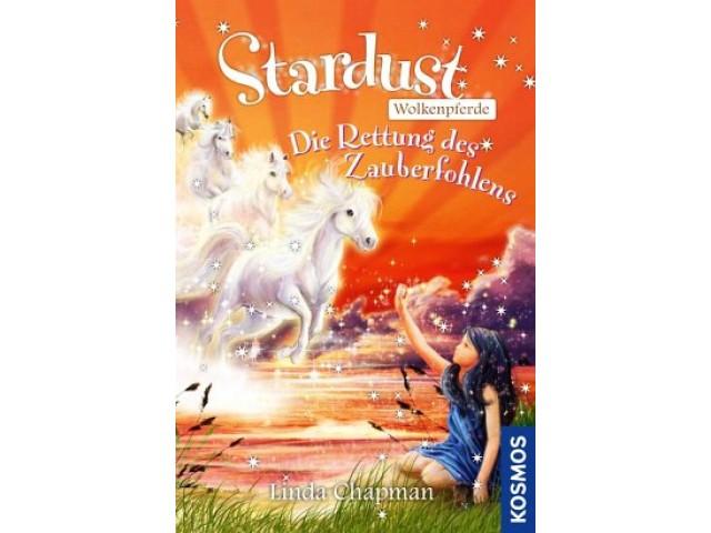 Stardust Wolkenpferde, Die Rettung des Zauberfohlens