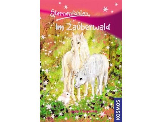 Sternenfohlen, 13, Im Zauberwald