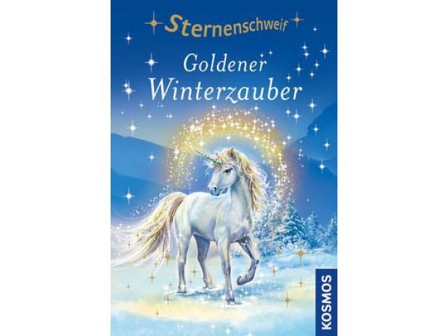Sternenschweif, 51, Goldener Winterzauber