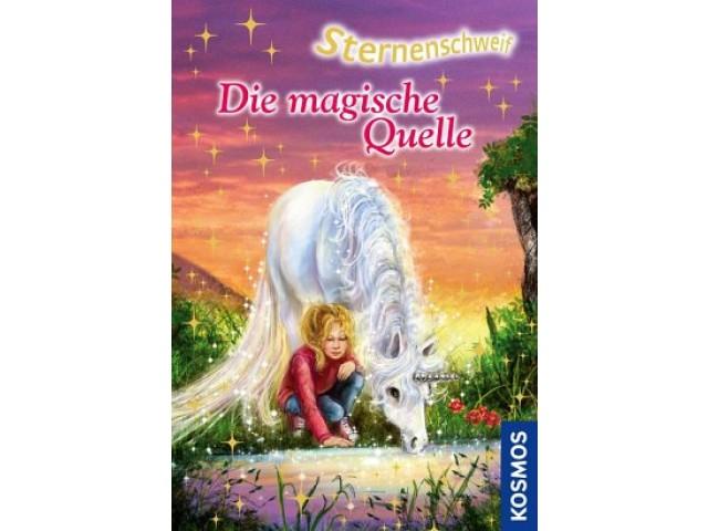 Sternenschweif, Die magische Quelle