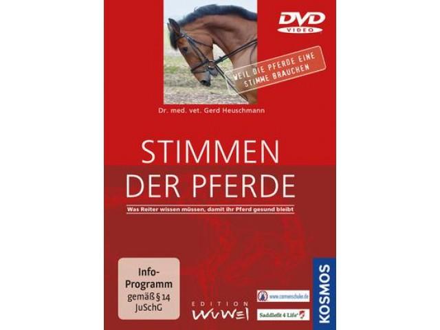Stimmen der Pferde DVD