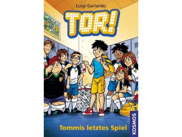Tor!, 7, Tommis letztes Spiel