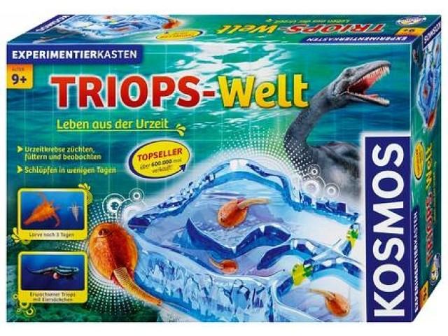 Triops-Welt