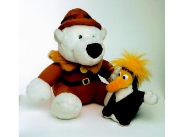 Emil und Pauline - Stofftiere