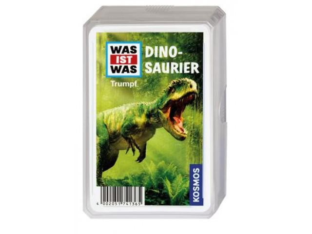 WAS IST WAS Trumpfspiel Dinosaurier
