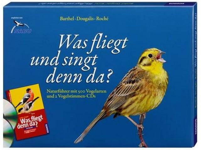 Was fliegt und singt denn da?