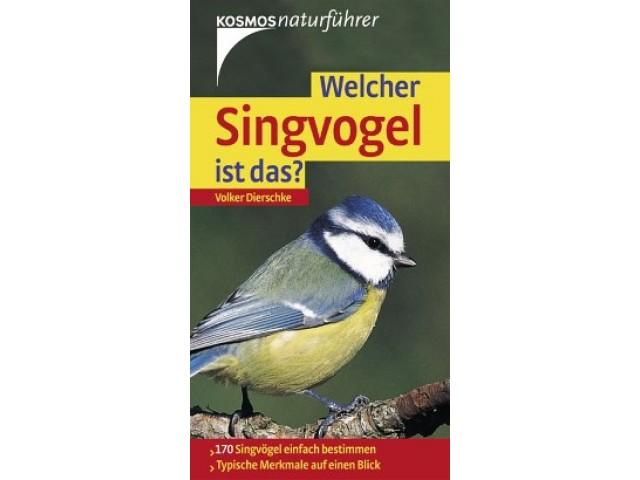 Welcher Singvogel ist das?