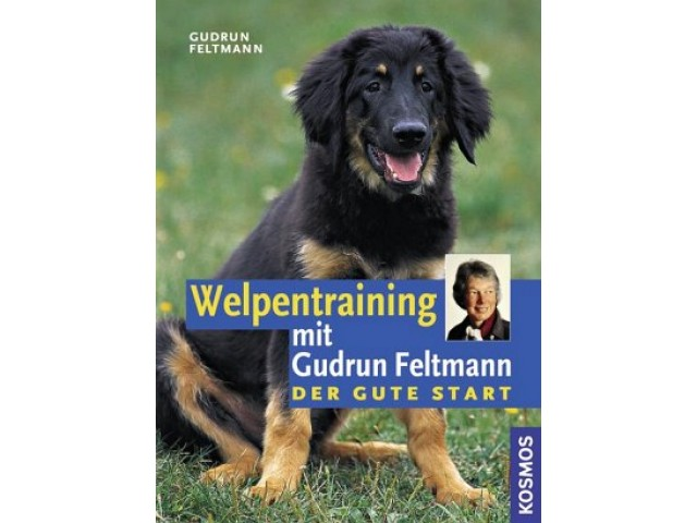 Welpentraining mit Gudrun Feltmann
