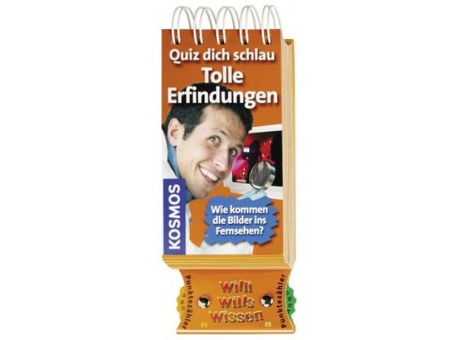 Willi wills wissen - Tolle Erfindungen