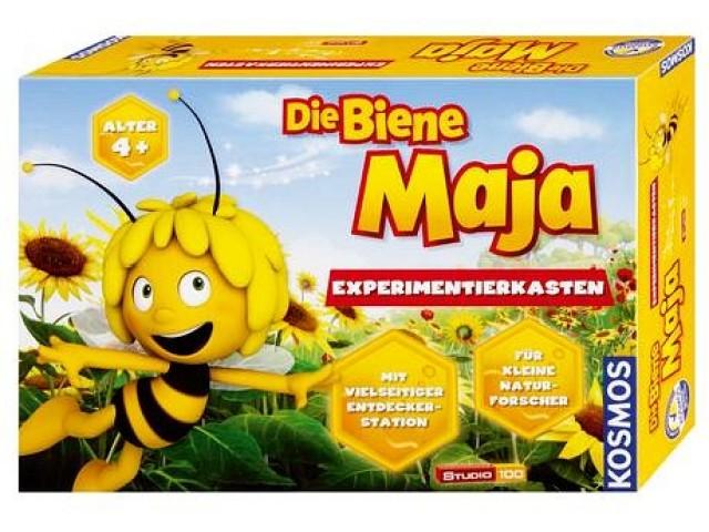 """""""Die Biene Maja"""" Experimentierkasten"""
