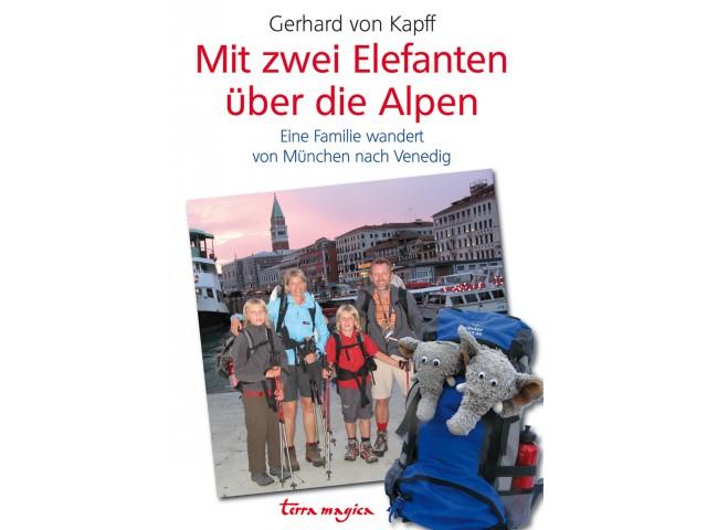 Mit zwei Elefanten über die Alpen