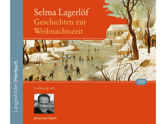 Geschichten zur Weihnachtszeit (CD)