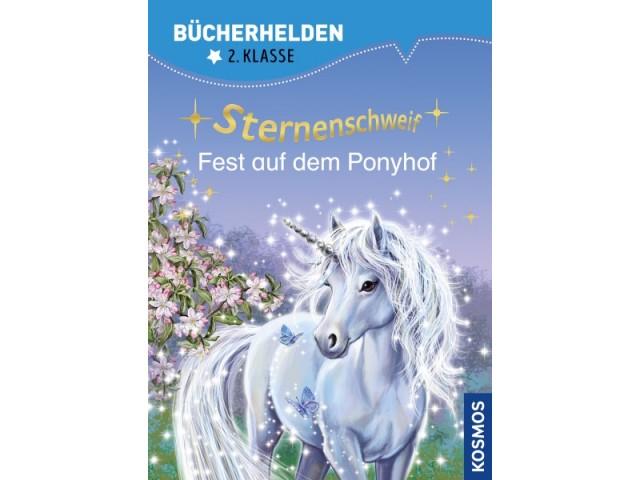 Sternenschweif Bücherhelden Fest auf dem Ponyhof