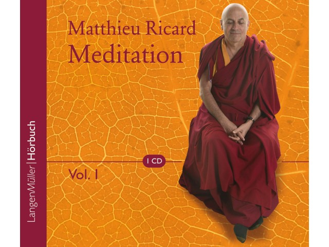 Meditation Vol. 1 (CD)