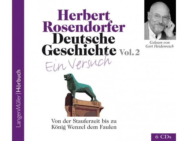 Deutsche Geschichte - Ein Versuch Vol. 2 (CD)
