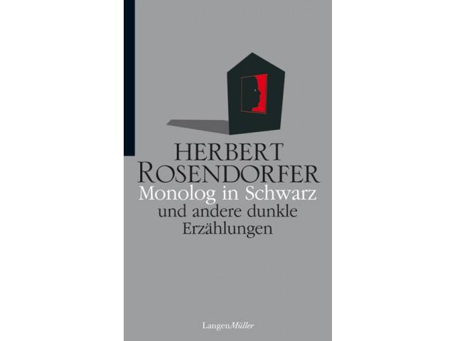 Monolog in Schwarz