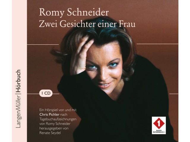Romy Schneider – Zwei Gesichter einer Frau (CD)