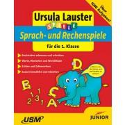 Ursula Lauster: Sprach- und Rechenspiele für die 1. Klasse