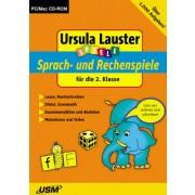 Ursula Lauster: Sprach- und Rechenspiele für die 2. Klasse