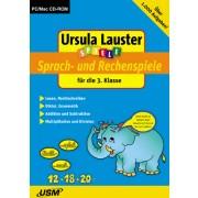 Ursula Lauster: Sprach- und Rechenspiele für die 3. Klasse