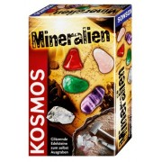 Ausgrabungs-Set Mineralien