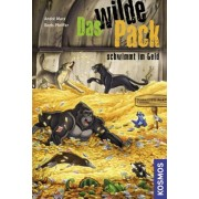 Das Wilde Pack, 12, schwimmt im Geld