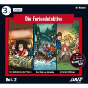 Die Feriendetektive - Hörbox 2