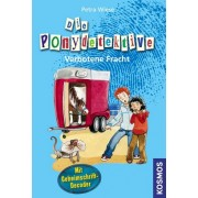 Die Ponydetektive, 10, Verbotene Fracht