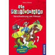 Die Ponydetektive, 9, Verschwörung am Filmset