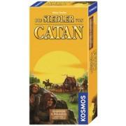 Die Siedler von Catan - Händler und Barbaren Ergänzung für 5-6 Spieler