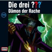 Die drei ??? Dämon der Rache, 173 - Audio-CD