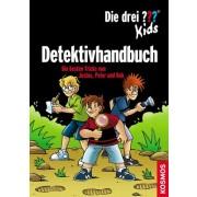 Die drei ??? Kids, Detektivhandbuch