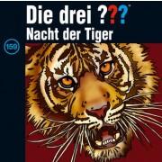 Die drei ??? Nacht der Tiger, 159 - Audio-CD