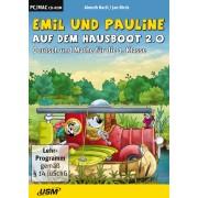 Emil und Pauline auf dem Hausboot 2.0