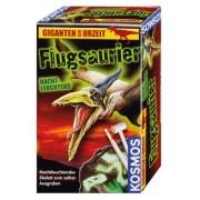 Flugsaurier nachtleuchtend - Ausgrabung