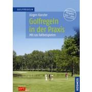 Golfregeln in der Praxis