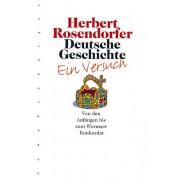Deutsche Geschichte - Ein Versuch, Band 1