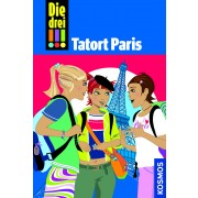 Die drei !!!, 5, Tatort Paris